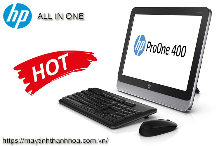 HP ALL IN ONE 400G1